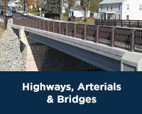 Highways, Arterials & Bridges